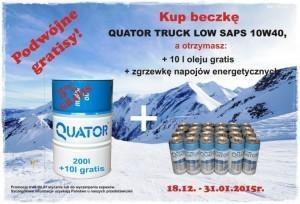 promocja quator 300x204 - Promocja Quator