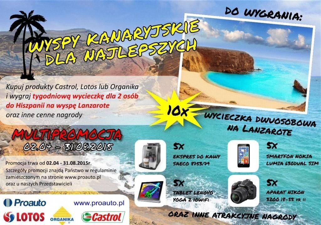Lanzarote1 krzywe 1024x718 - Promocja Wyspy Kanaryjskie dla najlepszych