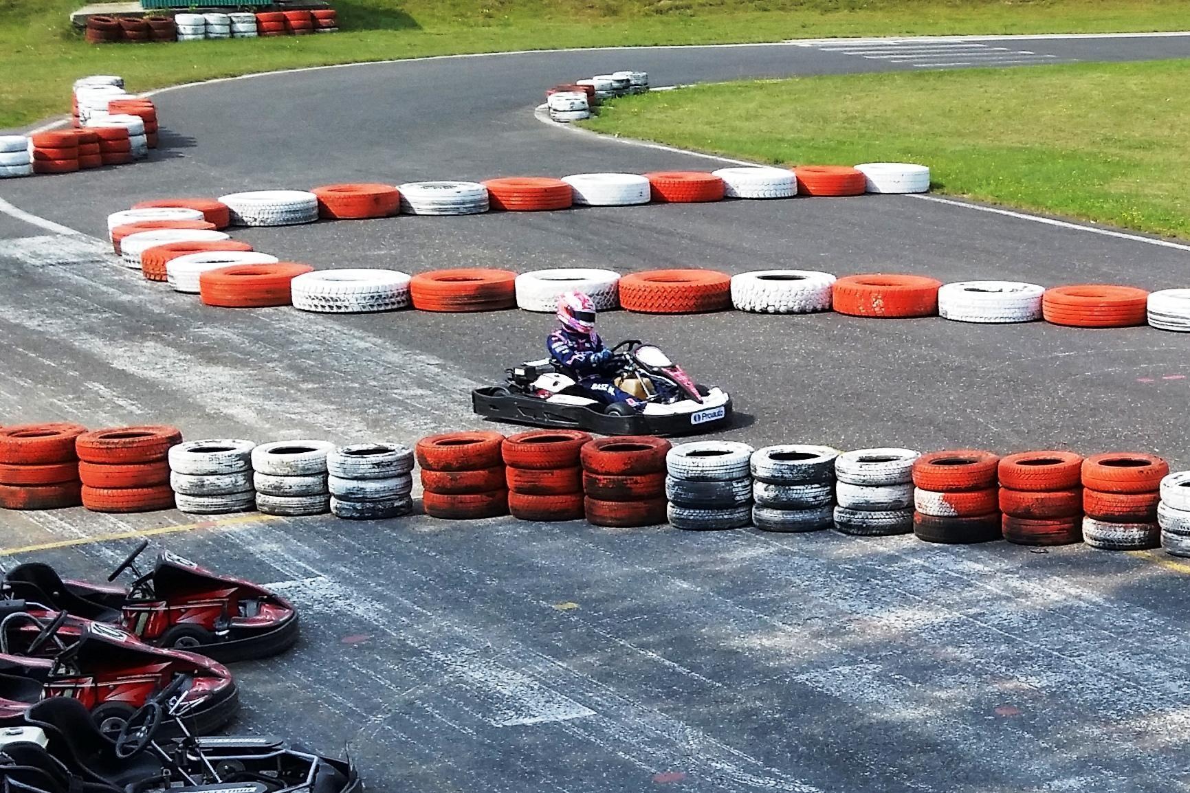 20150808 104952 - Piotr Wołynka zwycięzcą Proauto Karting Extreme