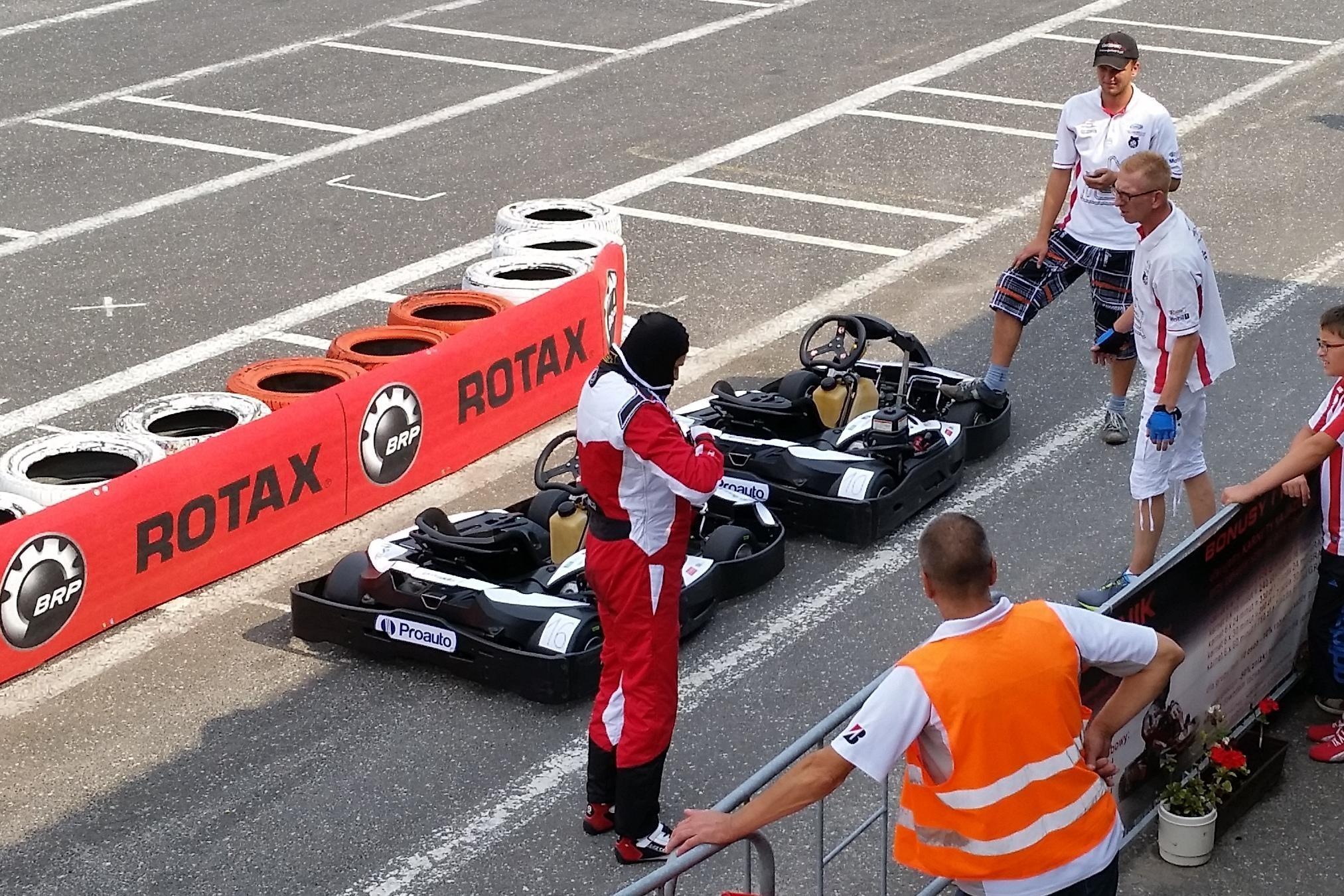 20150808 105028 - Piotr Wołynka zwycięzcą Proauto Karting Extreme