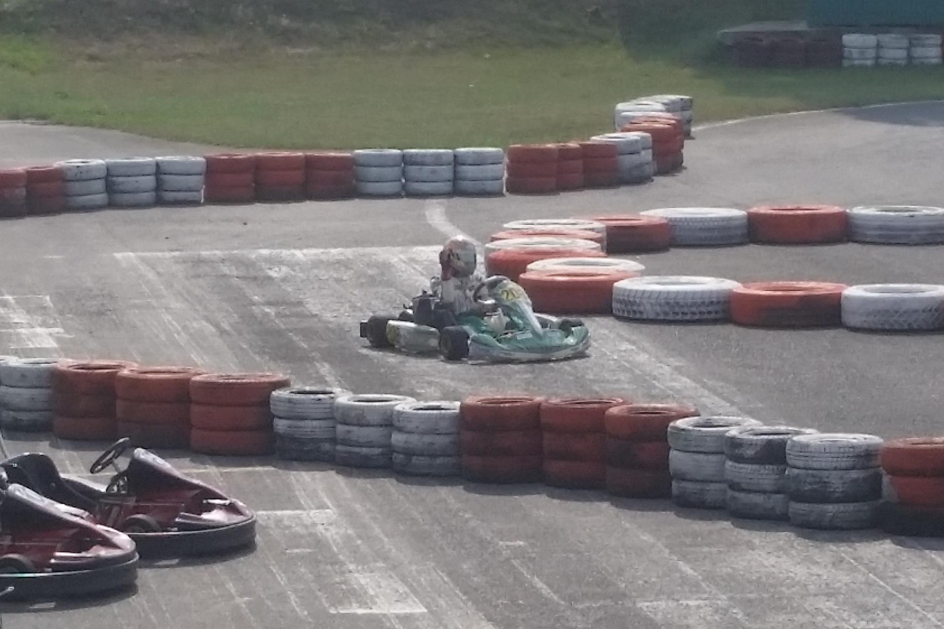 20150808 153017 - Piotr Wołynka zwycięzcą Proauto Karting Extreme