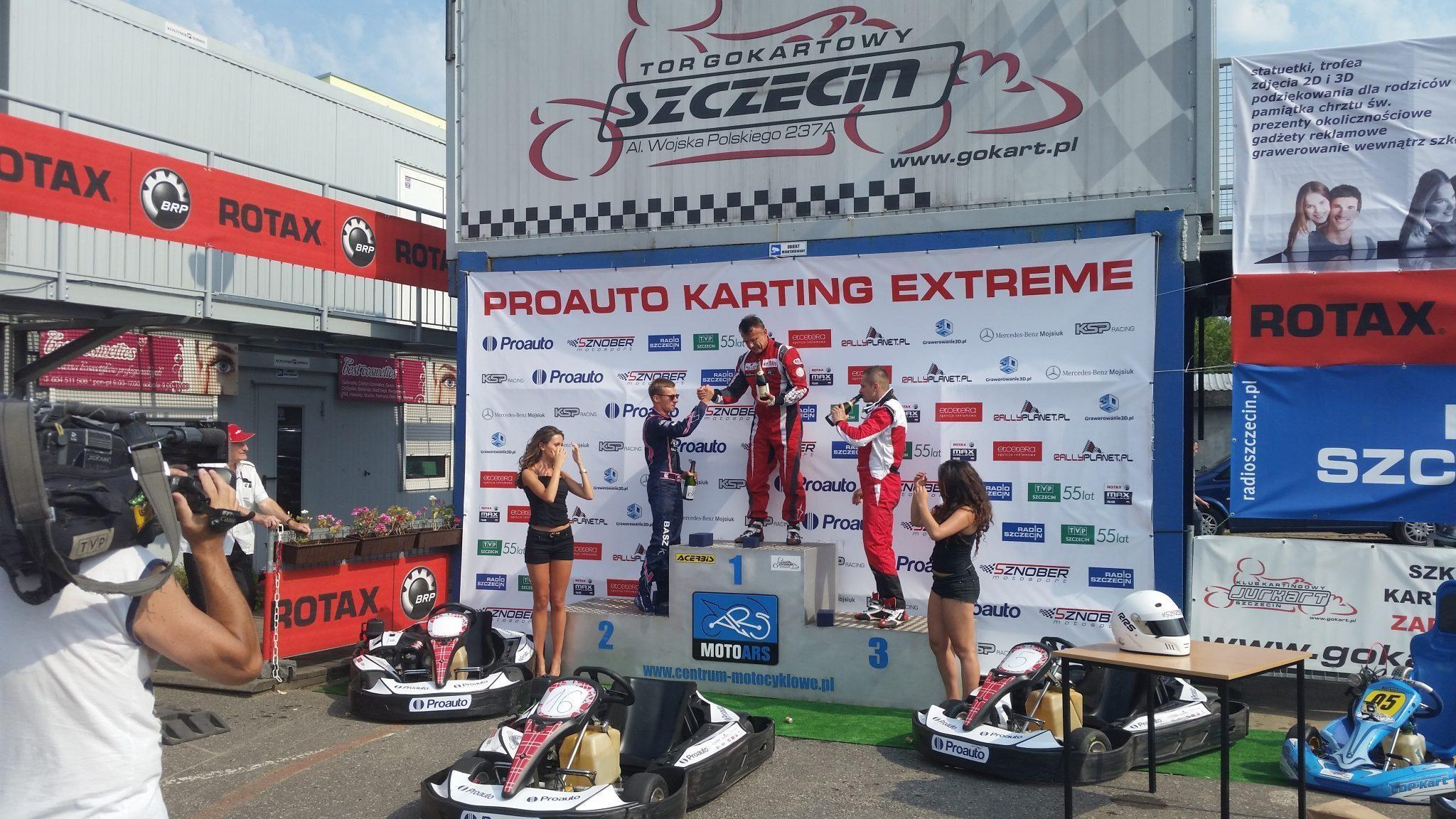 20150808 153652 - Piotr Wołynka zwycięzcą Proauto Karting Extreme