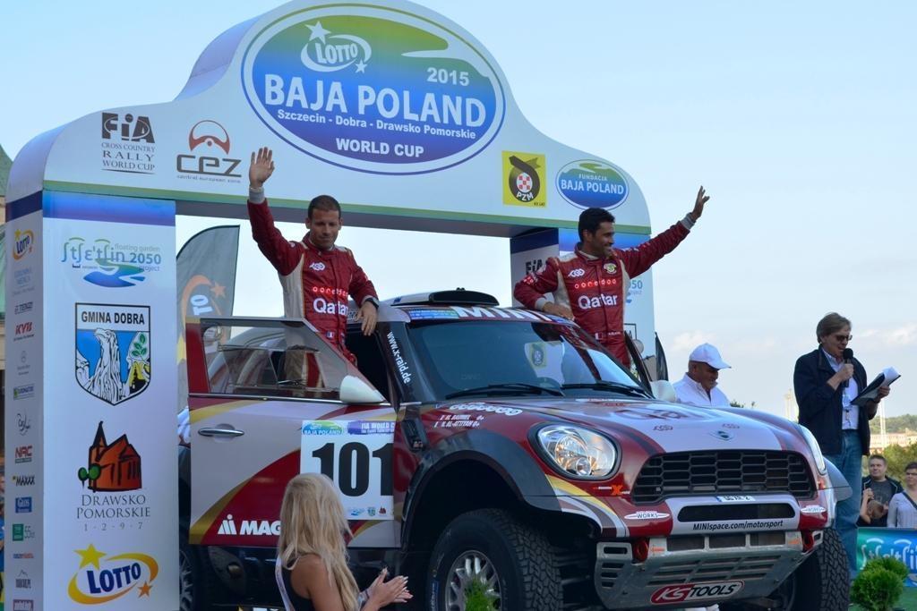 Baja6 - Baja Poland 2015
