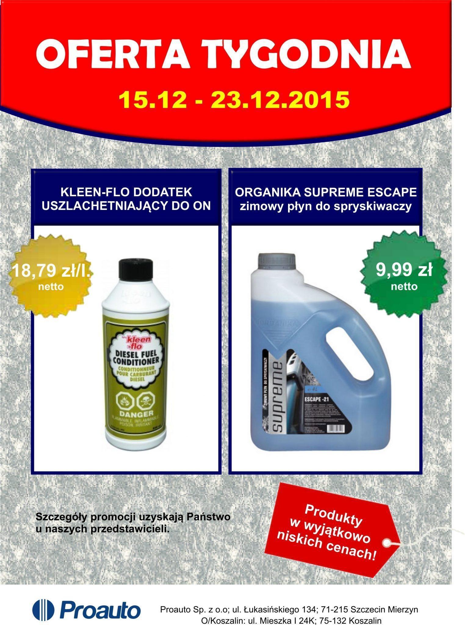 promocja tygodnia 02 07 listopada 2015 1 - OFERTA TYGODNIA