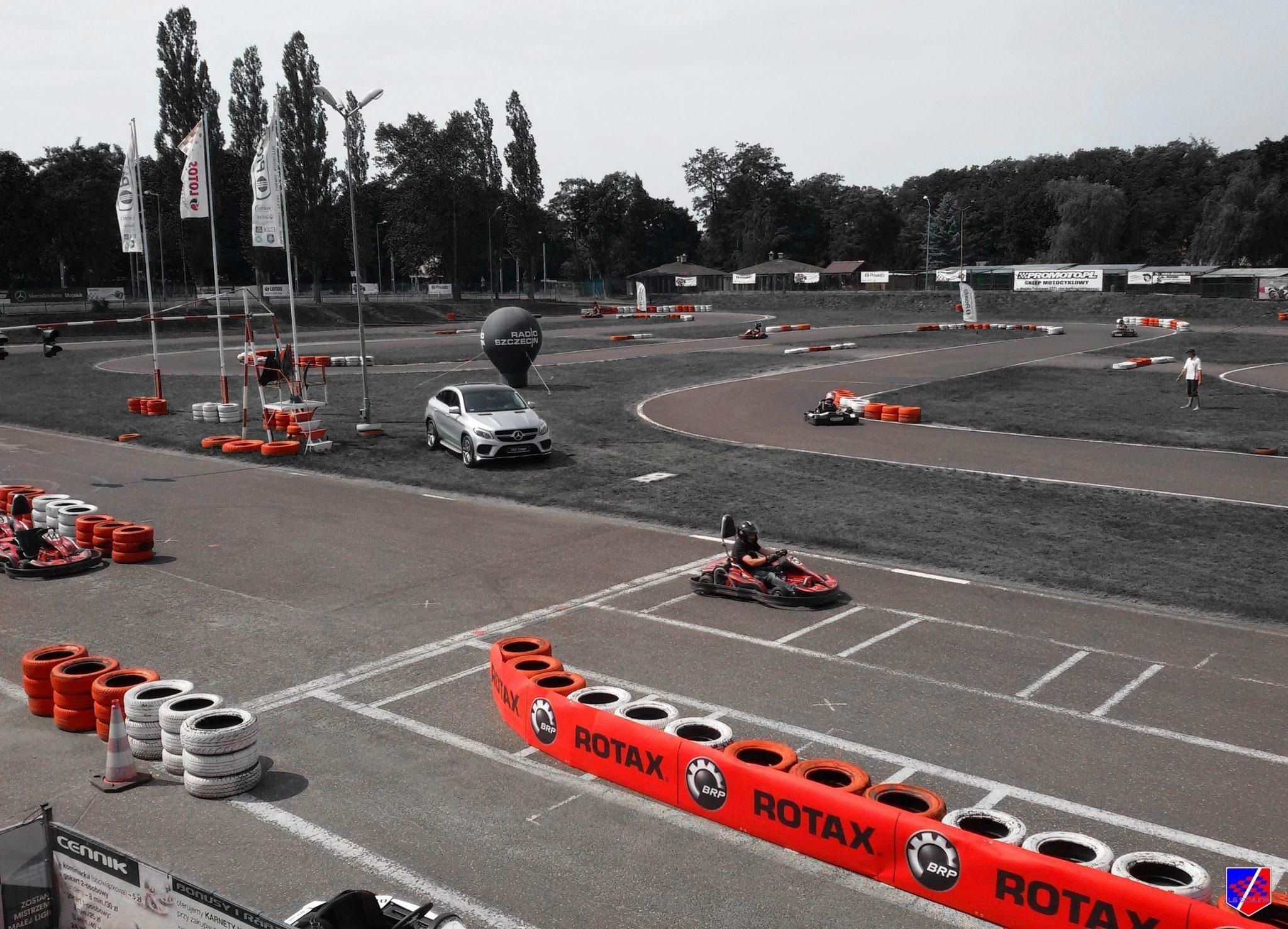 t4 - Piotr Wołynka zwycięzcą Proauto Karting Extreme