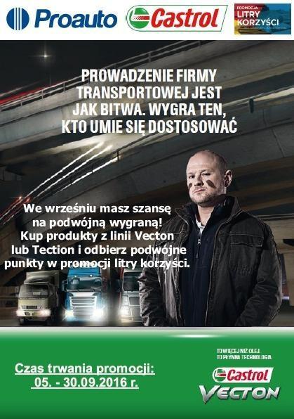 Ulotka hd 2 v2 - Podwójne litry za Oleje Castrol z Linii HD w Promocji Litry Korzyści !