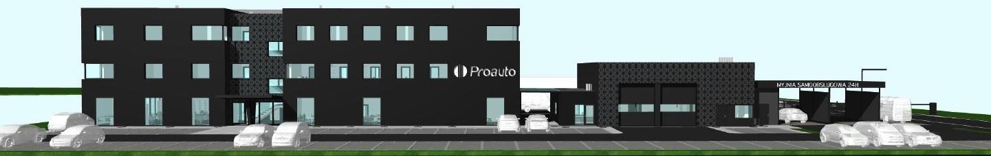 Proauto1 - Nowa siedziba Proauto