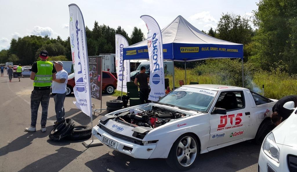 20170820 115926 - Drift Team Szczecin w Broczynie !