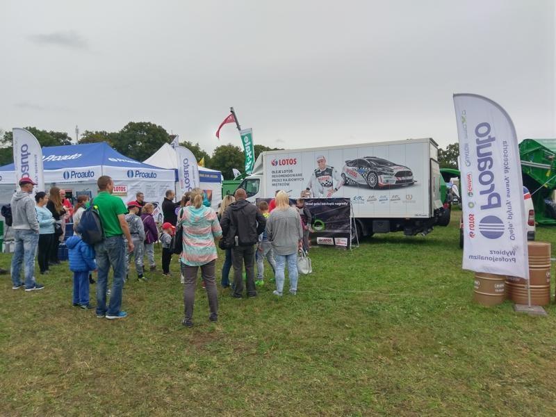 IMAG1118 - 30 Targi Rolne Agro Pomerania w Barzkowicach za nami !