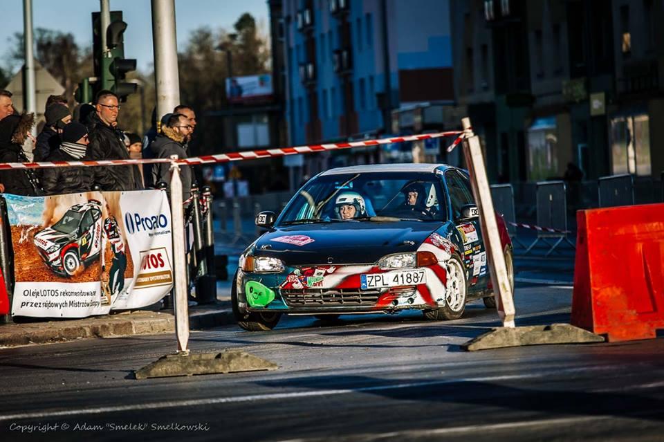 5 - Rajd Monte Karlino 2018