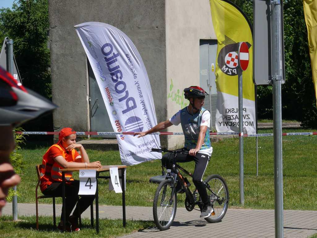 P1340222 - XLI Finał Ogólnopolskiego Turnieju Bezpieczeństwa  w Ruchu Drogowym dla uczniów szkół podstawowych i gimnazjalnych w Przelewicach