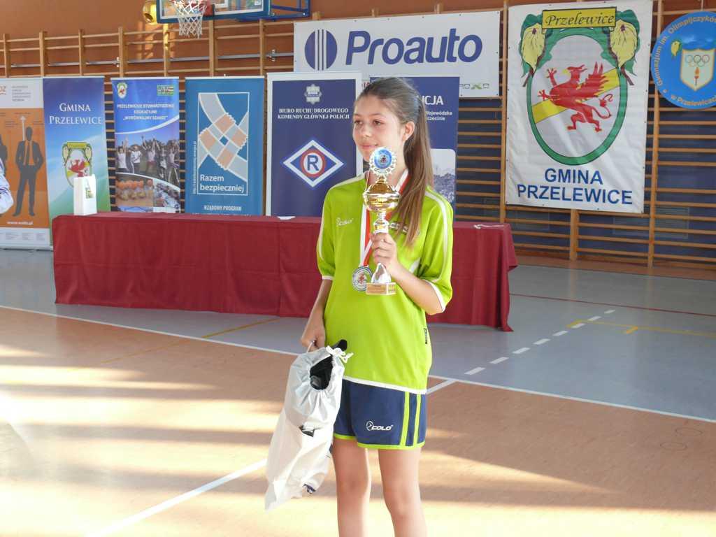 P1340362 - XLI Finał Ogólnopolskiego Turnieju Bezpieczeństwa  w Ruchu Drogowym dla uczniów szkół podstawowych i gimnazjalnych w Przelewicach