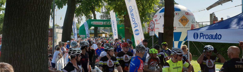 20180728 094801 1170x349 - XIII Maraton dookoła jeziora Miedwie