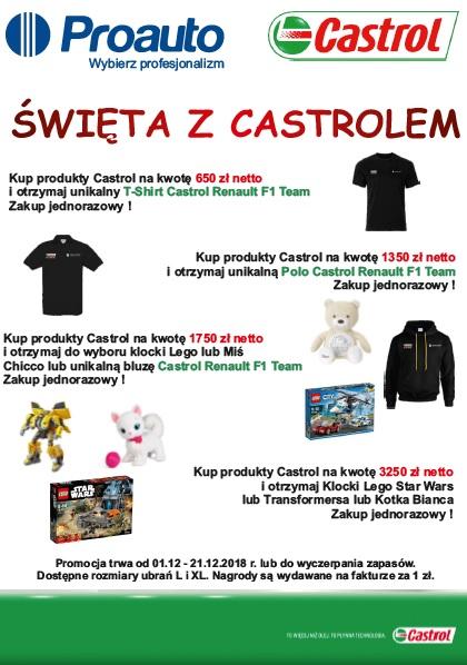 więta z castrolem - Promocja Święta z Castrolem