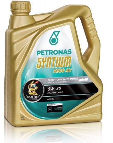 Petronas 5w30 Av - Petronas w Proauto !