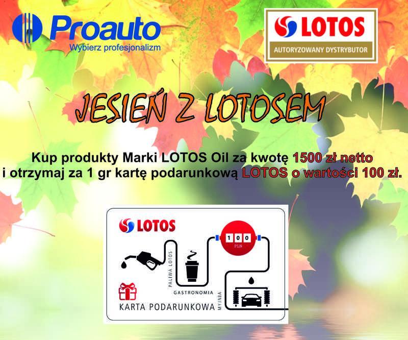 Jesien z Lotosem Board - Promocje