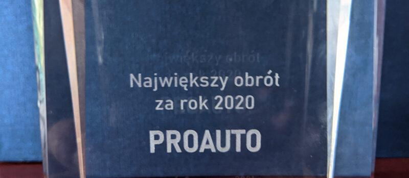 nagroda lotos 2 800x349 - Proauto Znowu Najlepsze !