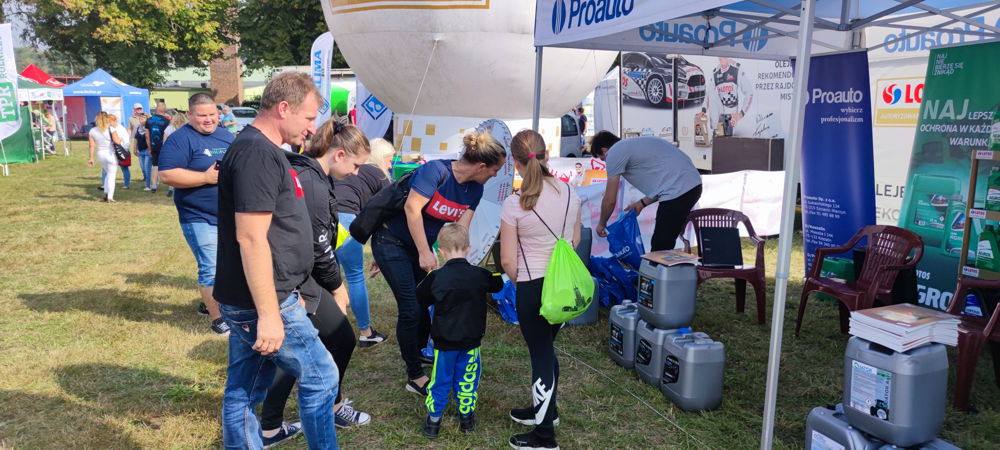 1 - Targi Rolne Agro Pomerania Barzkowice 2021