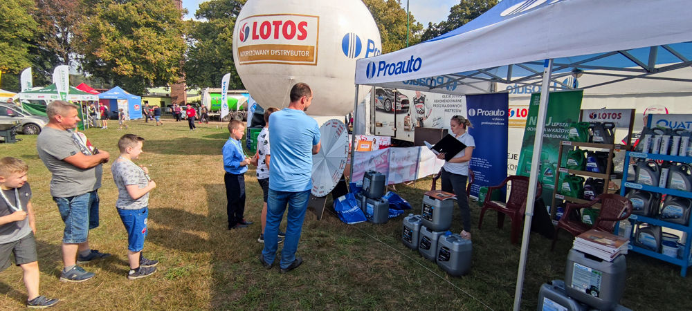 2 - Targi Rolne Agro Pomerania Barzkowice 2021