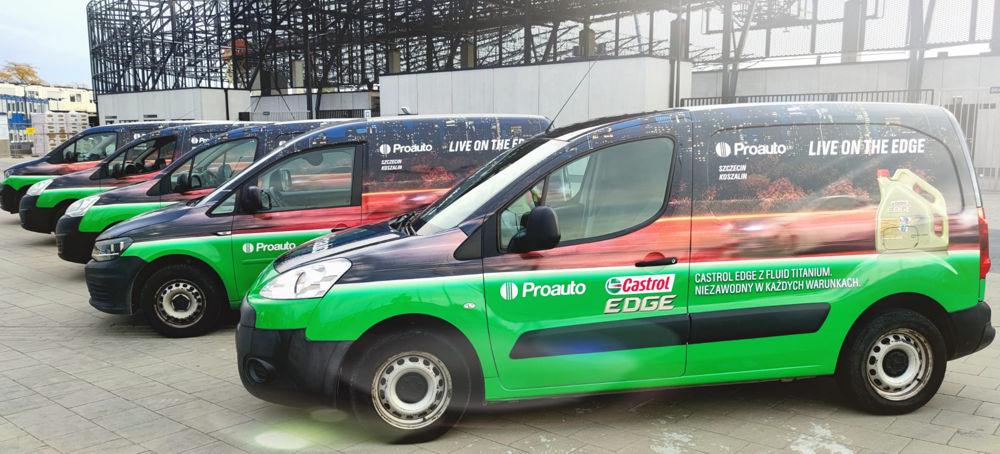 2 - Proauto Partnerem Pogoni Szczecin